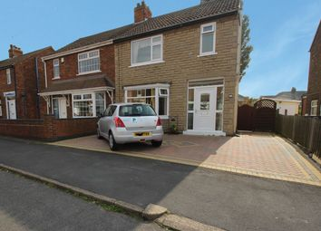 Thumbnail 3 bedroom semi-detached house for sale in Lister Road, Scunthorpe