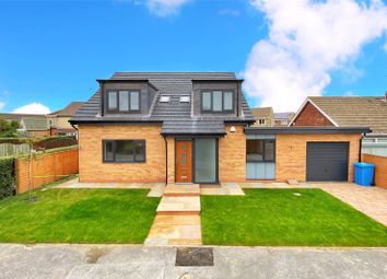 Thumbnail 4 bed detached house for sale in Leads Bungalows, Leads Road, Hull