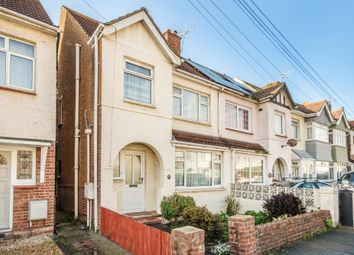 Thumbnail 3 bed semi-detached house for sale in Links Road, Portslade, Brighton