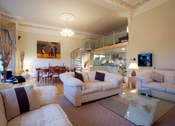 Thumbnail 2 bed flat to rent in Park Terrace, Park, Glasgow