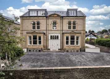 Thumbnail 2 bed flat for sale in Apartment 1, Stafford Manor, Stafford Avenue, Halifax