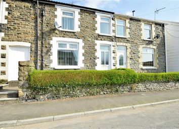 Thumbnail 2 bed terraced house for sale in Pantygraigwen Road, Graigwen, Pontypridd