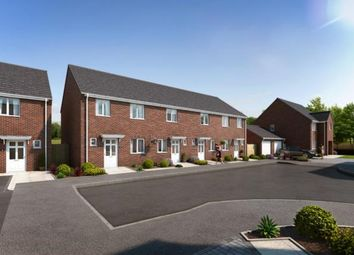 Thumbnail 3 bedroom end terrace house for sale in Quarry Fields, Finedon Road, Burton Latimer