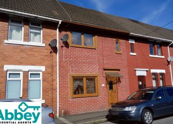 Thumbnail 3 bed terraced house for sale in Pentre Street, Glynneath, Neath