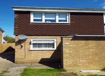 Thumbnail 2 bed maisonette to rent in Yewtree Court, Northampton