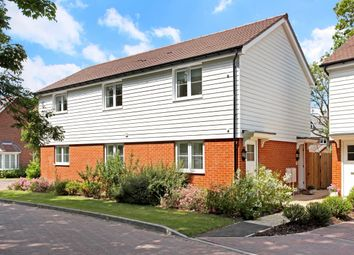Thumbnail 2 bed maisonette to rent in Kukri Gardens, Church Crookham, Fleet