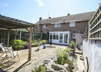 Thumbnail 3 bed terraced house for sale in Culliford Way, Weymouth