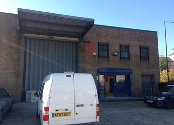 Thumbnail Light industrial to let in Unit 15 Thomas Road Industrial Estate, Thomas Road, London