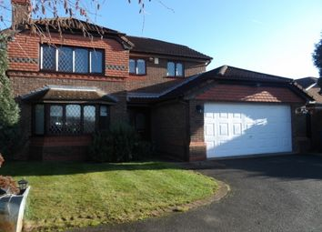 Thumbnail 4 bed detached house to rent in Thirlmere, West Bridgford, Nottingham