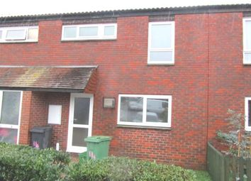 Thumbnail 3 bed terraced house to rent in Walsingham Close, Eastbourne
