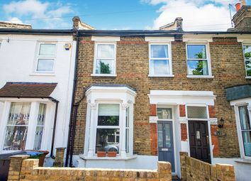 Thumbnail 2 bed terraced house for sale in Thorpe Road, London