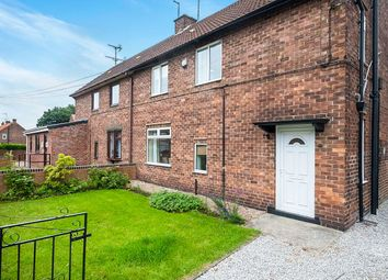 Thumbnail 3 bed semi-detached house for sale in Park Avenue, Dinnington, Sheffield