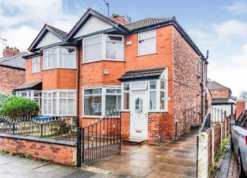 3 bed semi-detached house for sale in Rutland Avenue, Firswood, Manchester, Greater Manchester M16