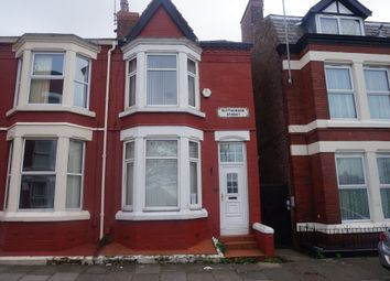 Thumbnail 4 bed terraced house for sale in Blythswood Street, Aigburth, Liverpool