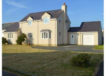 Thumbnail 4 bed detached house for sale in Bol Don, Cemaes Bay