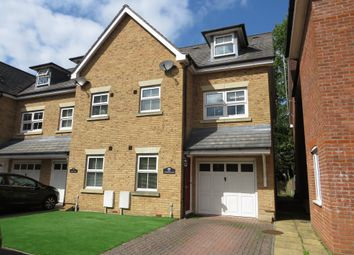 Thumbnail 4 bed town house for sale in Lyons Place, Hedge End, Southampton