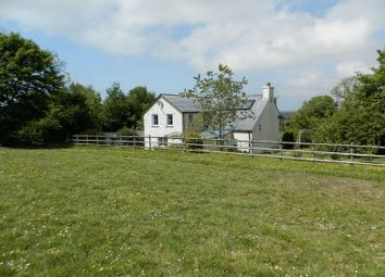 Thumbnail 4 bedroom detached house for sale in Eglwyswrw, Crymych