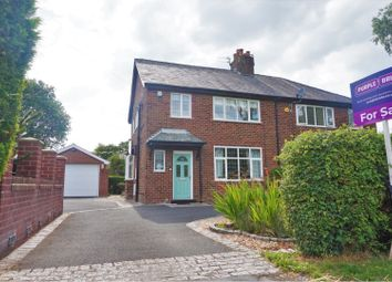 Thumbnail 3 bed semi-detached house for sale in Tabley Lane, Preston