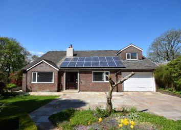 Thumbnail 4 bed detached house for sale in Pendleton Road, Wiswell, Clitheroe