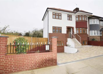 Thumbnail 6 bed semi-detached house to rent in Chaplin Road, Wembley