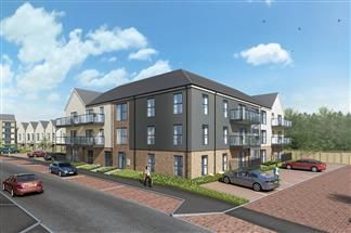Thumbnail 3 bed flat for sale in London Road, Greenhithe