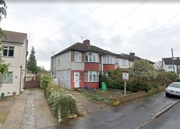 Thumbnail 3 bed semi-detached house to rent in Redfern Avenue, Hounslow