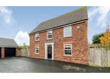 Thumbnail 4 bed detached house for sale in Buttonbush Drive, Nantwich
