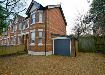 Thumbnail 4 bedroom semi-detached house to rent in Ashley Road, Poole, Dorset