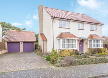 Thumbnail 4 bed detached house for sale in The Glebe, Lavenham, Sudbury, Suffolk