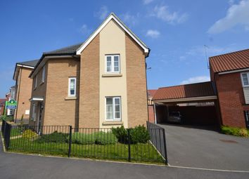 Thumbnail 3 bed detached house for sale in Lockgate Road, Pineham Lock, Northampton