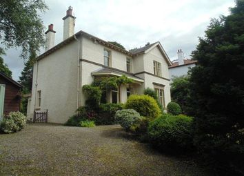 Thumbnail 4 bed detached house to rent in West Glen Road, Kilmacolm