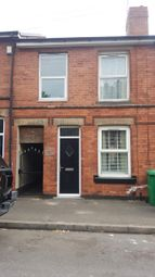 Thumbnail 3 bed terraced house to rent in Silverdale Road, Nottingham
