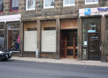 Thumbnail Retail premises for sale in Traill Street, Thurso, Caithness