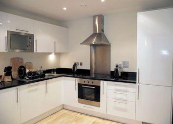 Thumbnail 2 bedroom flat to rent in Denison House, Lanterns Court, 20 Lanterns Way, London