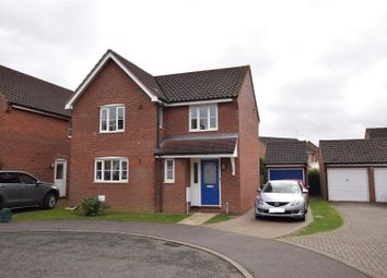 Thumbnail 4 bed property for sale in Tagg Way, Rackheath, Norwich