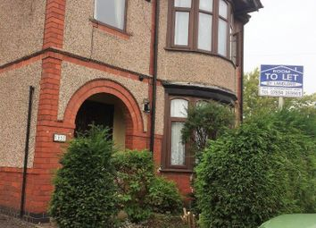 Thumbnail Room to rent in Attleborough Road, Nuneaton