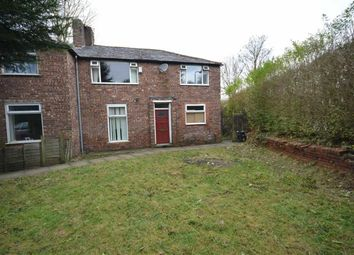 Thumbnail 3 bed terraced house for sale in The Terrace, Prestwich Manchester