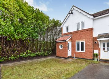 Thumbnail 2 bed end terrace house for sale in Wentworth Drive, Dunholme