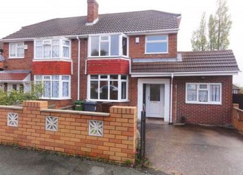 Thumbnail 3 Bed Semi Detached House To Rent In Beverley Crescent Lanesfield Wolverhampton