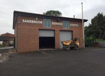 Thumbnail Light industrial to let in Sandbrook Service Station, 69 Sandbrook Road, Wigan, Lancashire