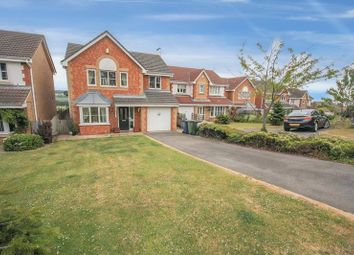 Thumbnail 4 bed detached house for sale in Castle Grange, Skelton-In-Cleveland, Saltburn-By-The-Sea