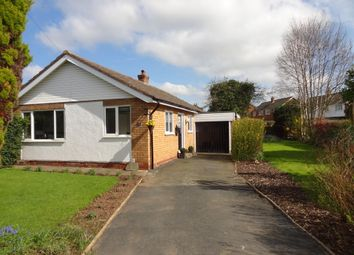 Thumbnail 2 bed detached bungalow for sale in Rock Farm Road, Whittington, Lichfield