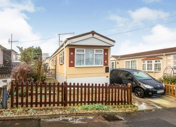 1 bed mobile/park home for sale in Rustywell Park, Yeovil BA20