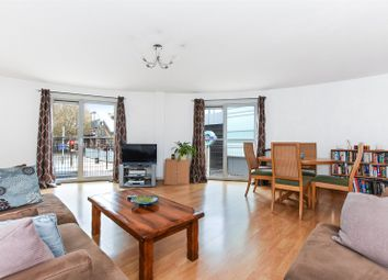 Thumbnail 2 bed flat to rent in Fonda Court, 3 Premiere Place, London