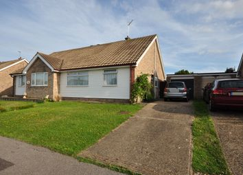 Thumbnail 2 bed semi-detached bungalow for sale in Rochford Way, Walton-On-The-Naze
