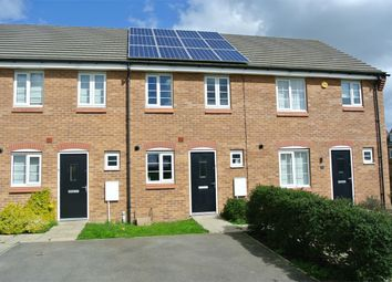 Thumbnail 2 bed terraced house for sale in Chepstow Drive, Bourne, Lincolnshire