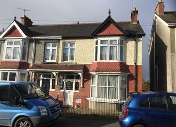 Thumbnail 4 bed semi-detached house for sale in Myrddin Crescent, Carmarthen