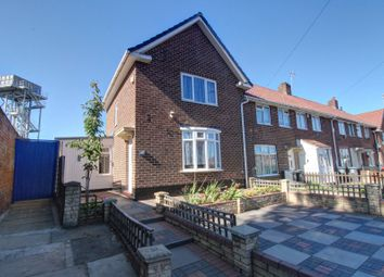 Thumbnail 3 bedroom end terrace house for sale in Lea Ford Road, Birmingham