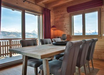 Thumbnail 4 bed property for sale in La Crête, Veysonnaz, Valais, Switzerland
