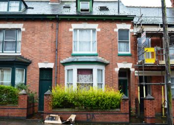 Thumbnail 3 bedroom terraced house for sale in Tichborne Street, Leicester